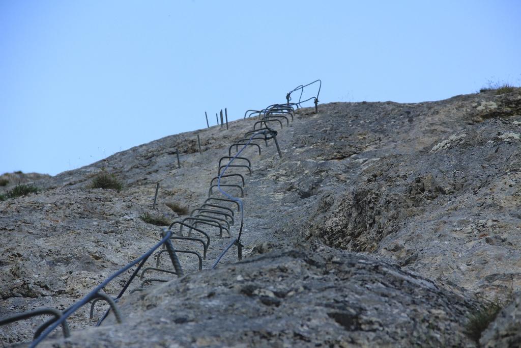 Klettersteig Gantrisch : Gantrisch klettersteig m bergmuzzae