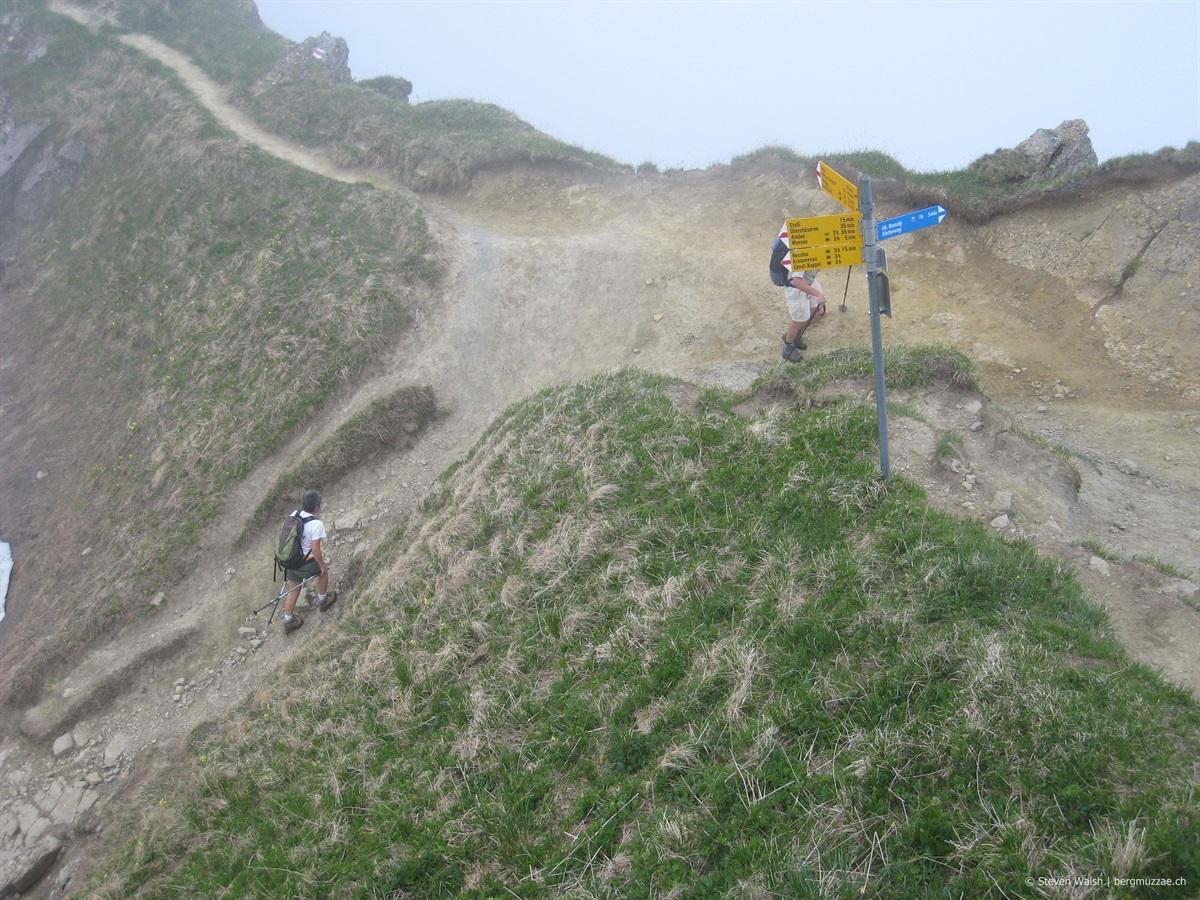 Klettersteig Speer : Speer m u bergmuzzae