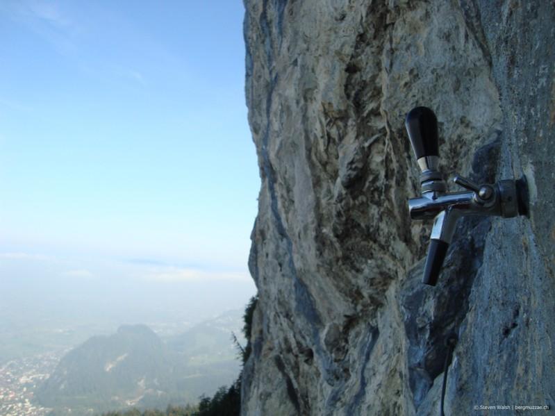Klettersteig Via Kapf : Via kapf kessi Örfla m bergmuzzae